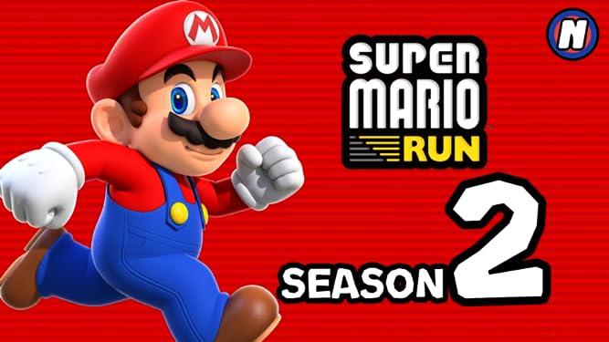 Amazon com: Watch Clip: Super Mario Run Gameplay   Prime Video