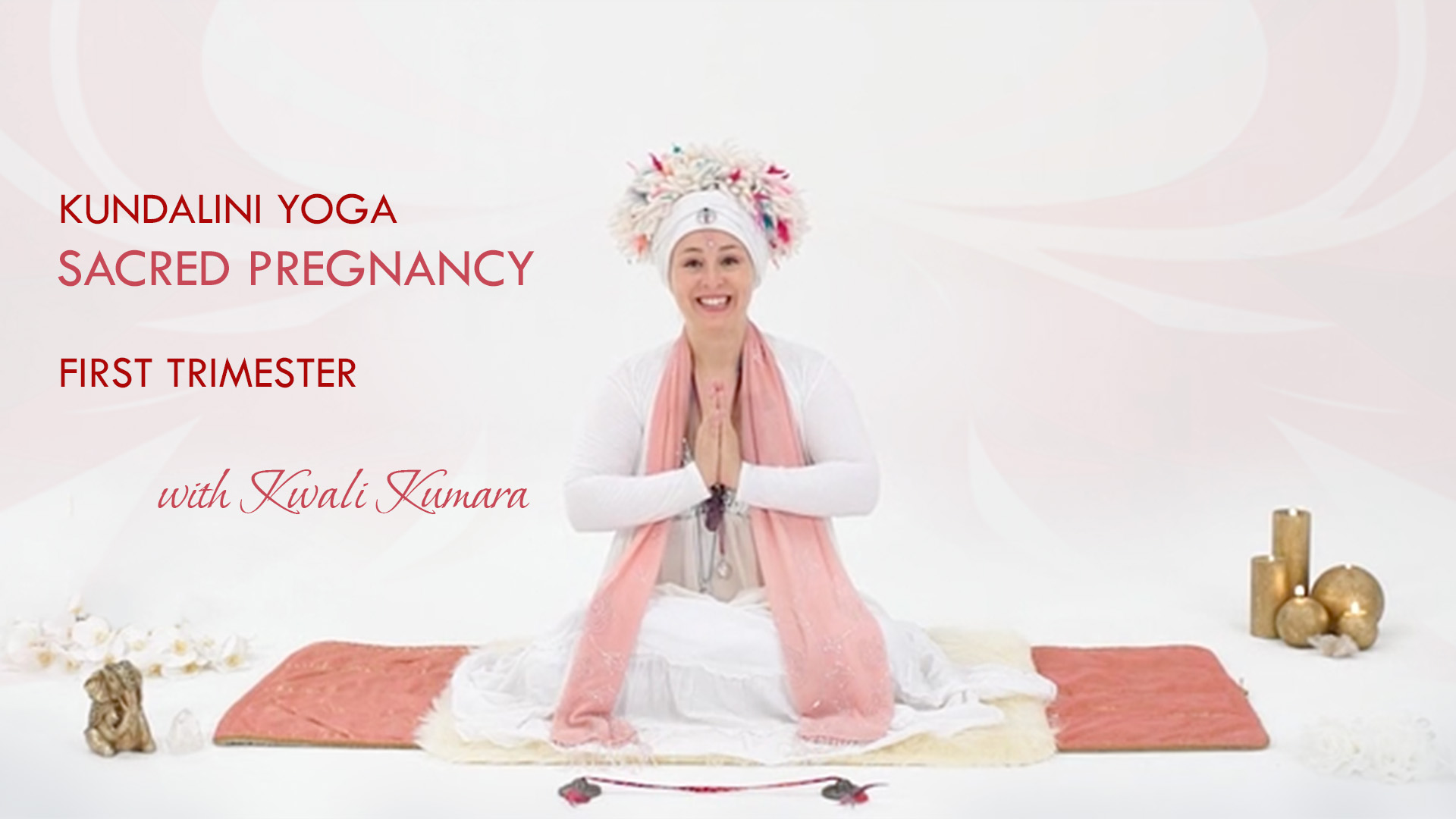 Watch Prenatal Yoga 1st Trimester Nurture Prime Video