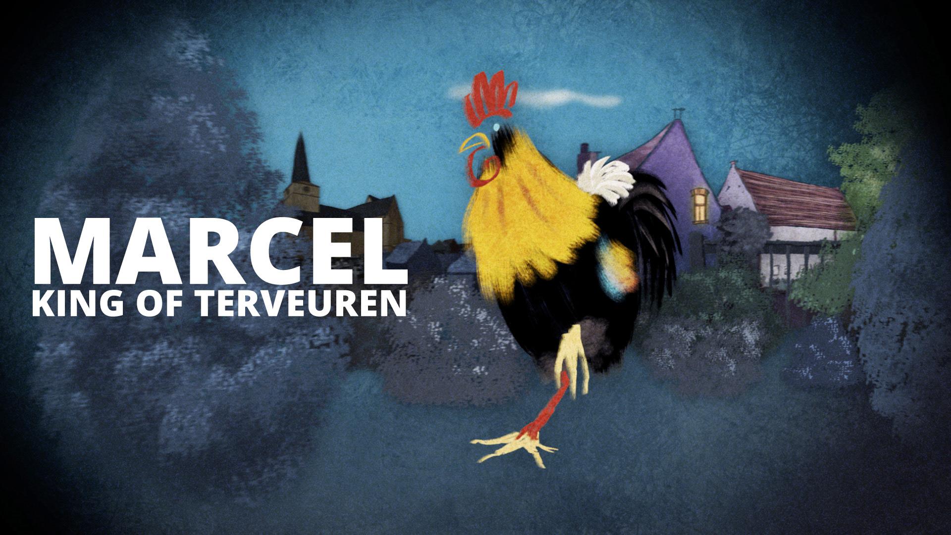 Marcel, King of Terveuren