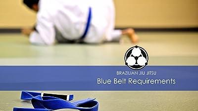 Brazilian Jiu Jitsu Blue Belt Requirements