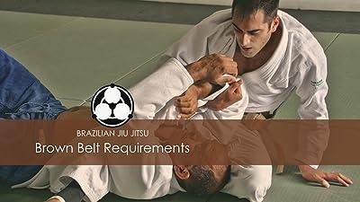 Brazilian Jiu Jitsu Brown Belt Requirements