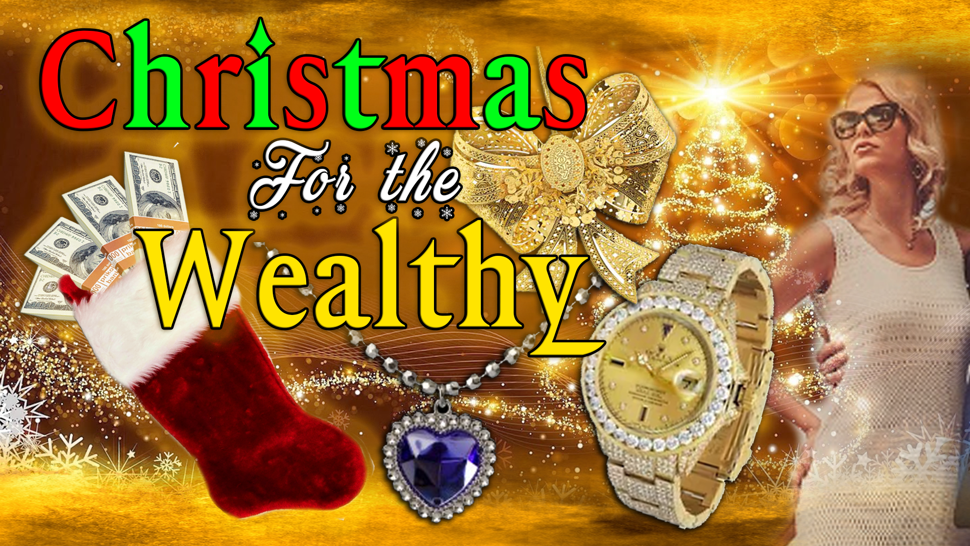 Christmas for the Wealthy