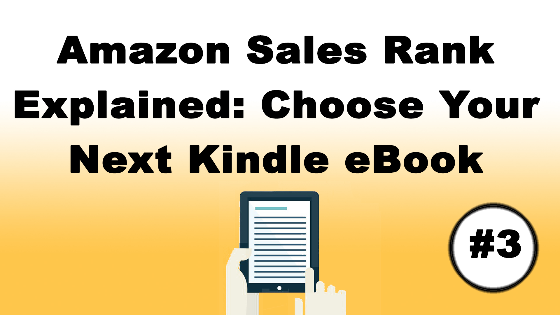 amazon sales rank explained