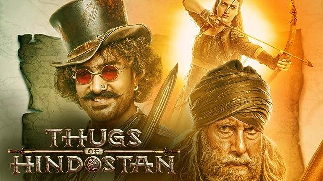 Amazon com: Watch Thugs Of Hindostan (Tamil) (4K UHD
