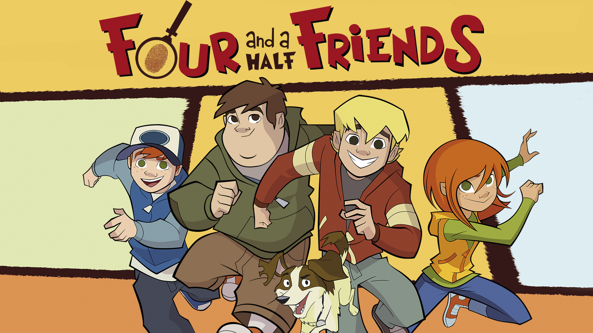 Four and a Half Friends