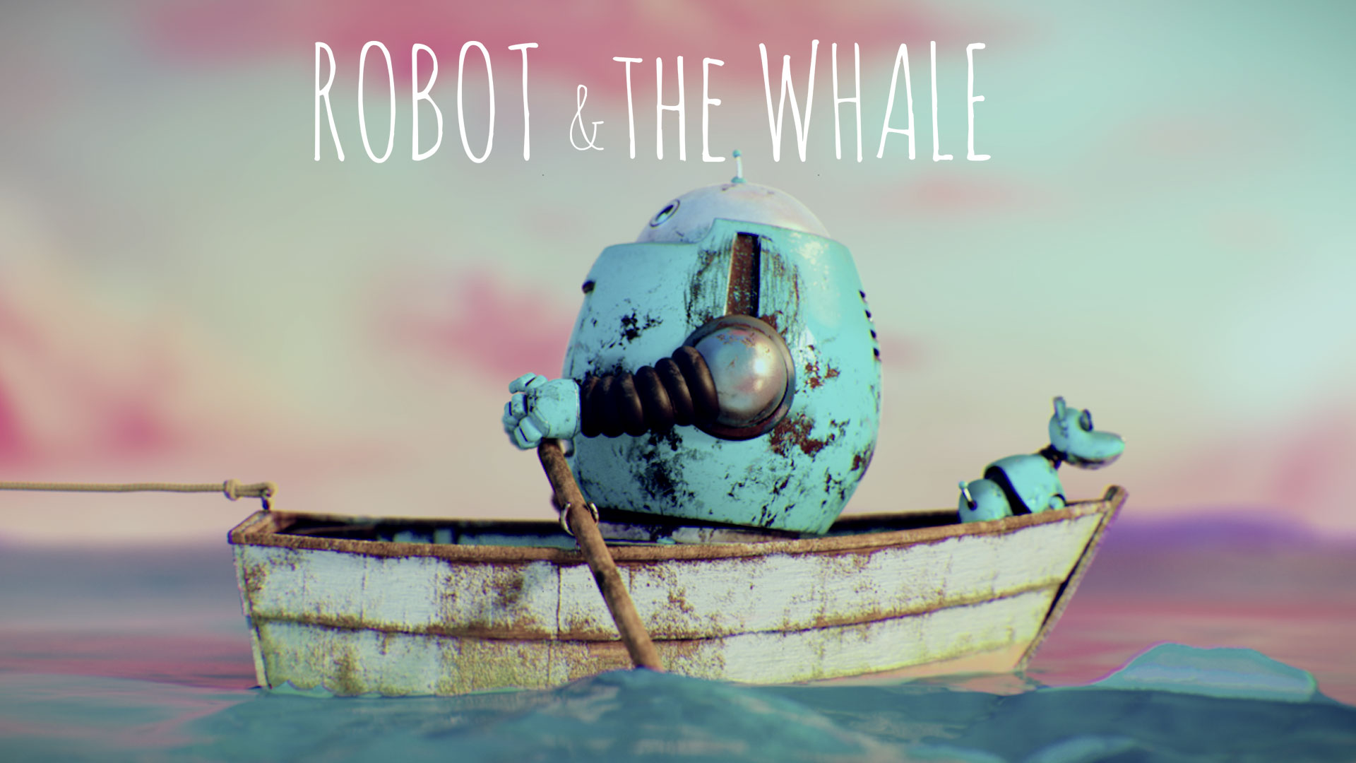 Robot & The Whale