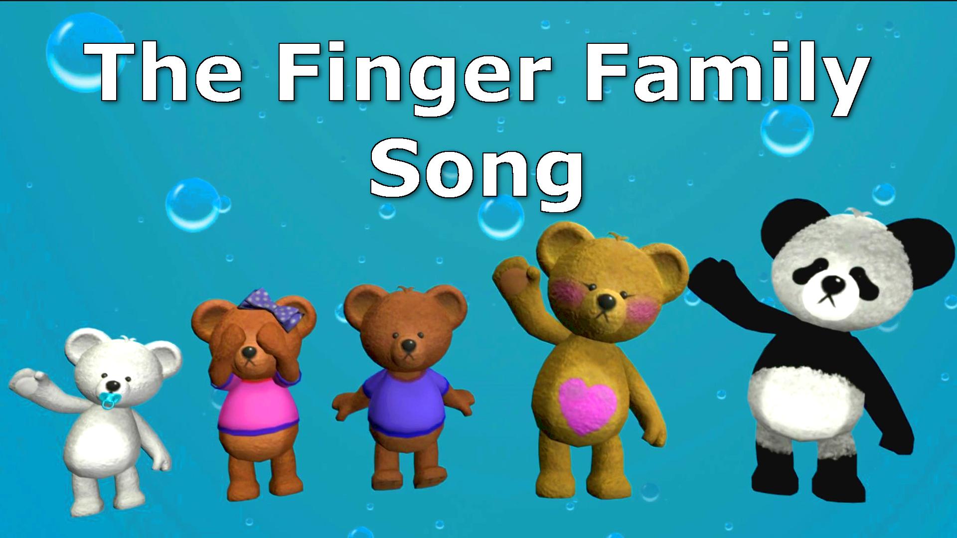 Finger Family Song