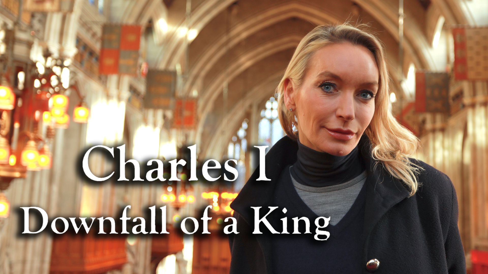 Charles I Downfall of a King