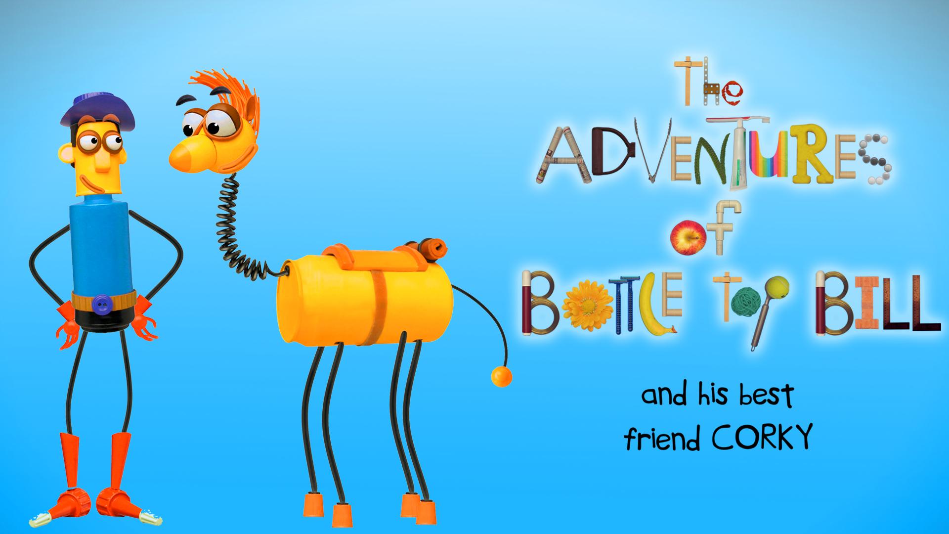 The Adventures of Bottle Top Bill