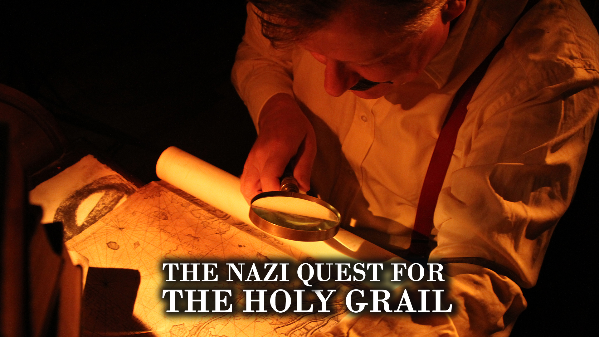 Nazi Quest for the Holy Grail