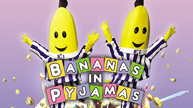 Bananas in Pyjamas Live Action