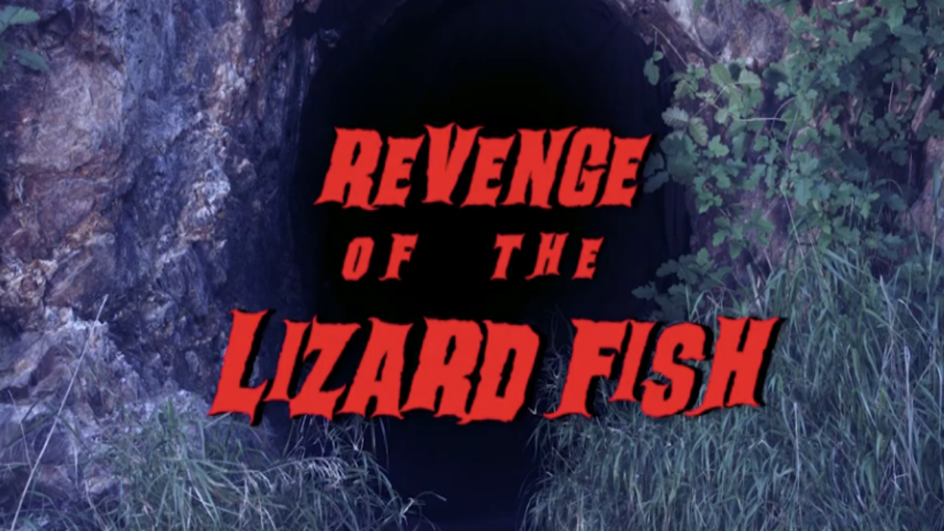 Revenge of the Lizard Fish
