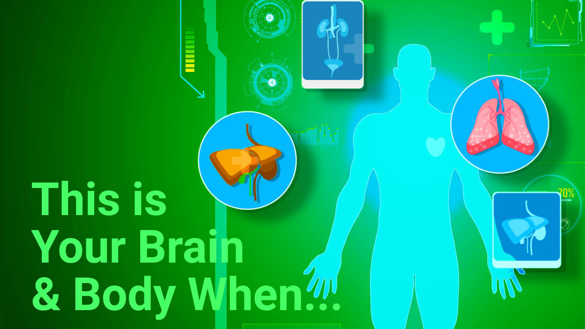 Amazon.com: This Is Your Brain & Body When...: Jessica Orwig, Gene ...