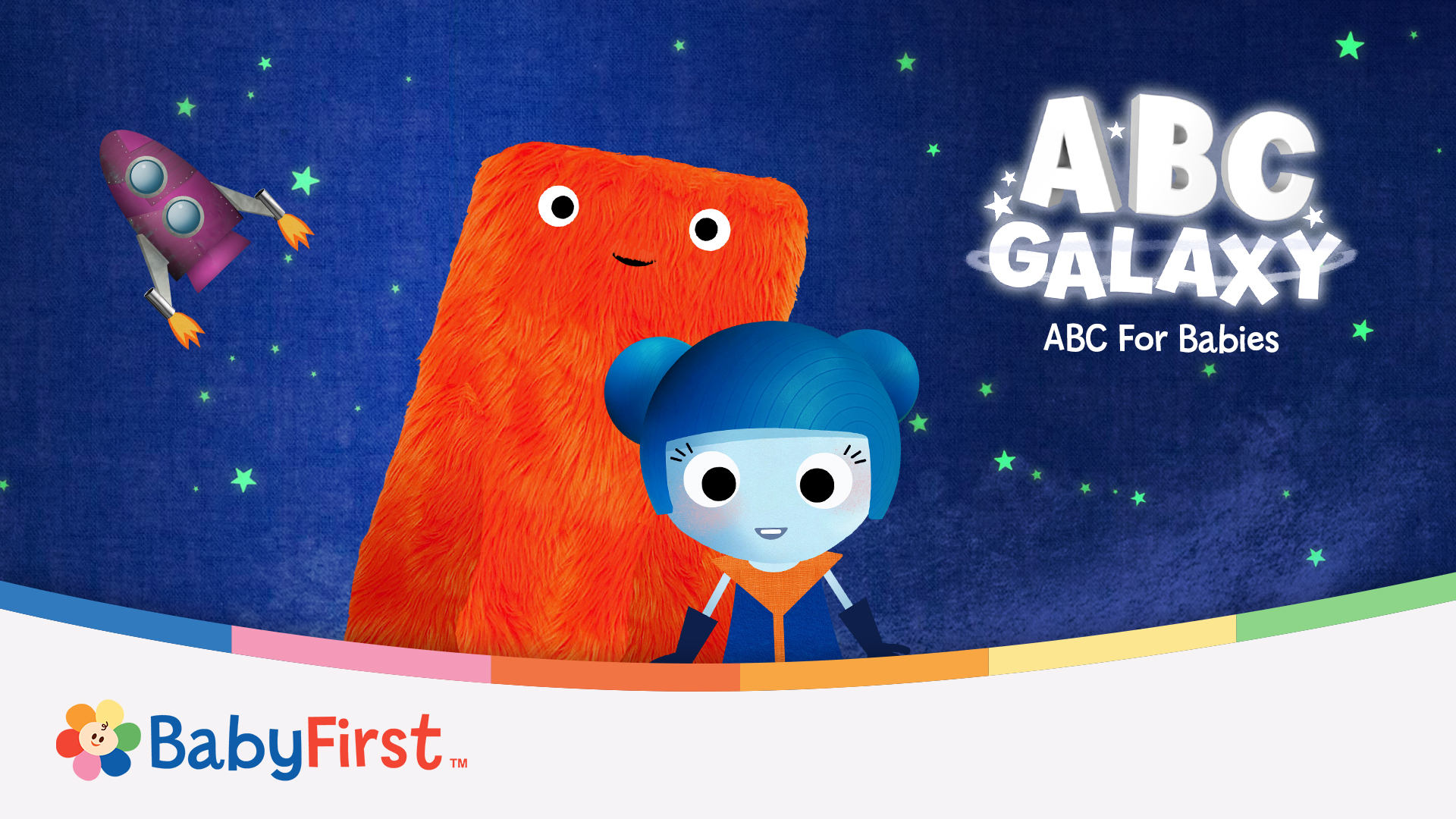 ABC Galaxy: ABC For Babies