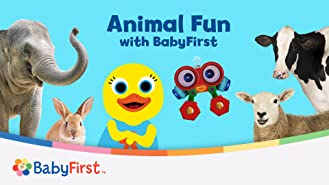 Animal Fun With BabyFirst