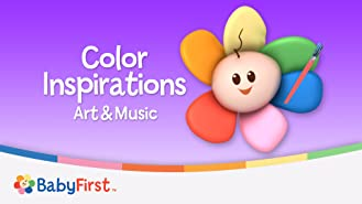 Color Inspirations Art And Music Series