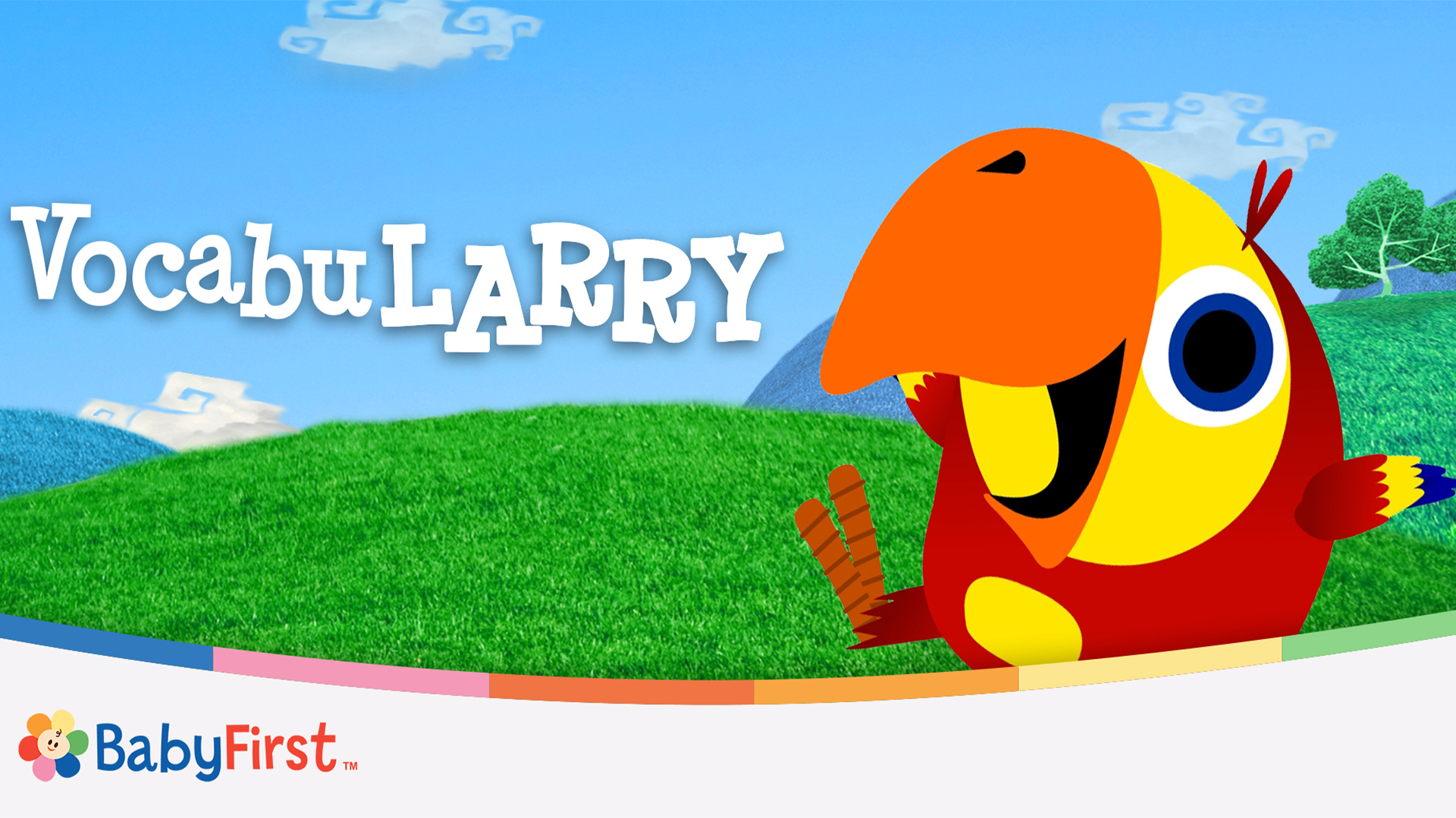 Vocabularry: Learn new words for babies