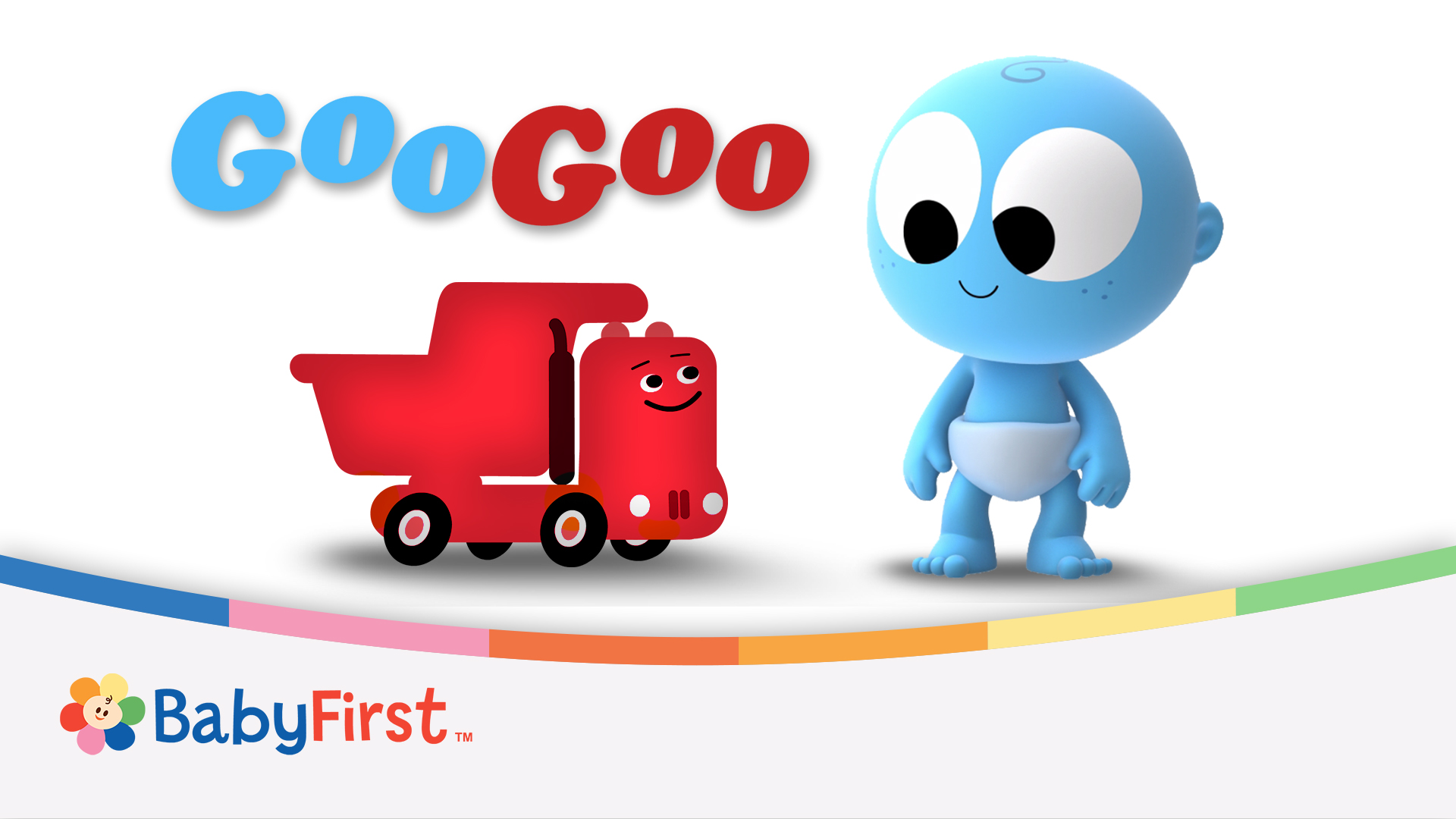GooGoo: Learn Colors and vehicles with Funny Baby