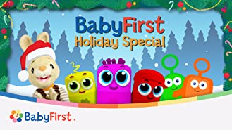 BabyFirst Holiday Special (Spanish Audio)