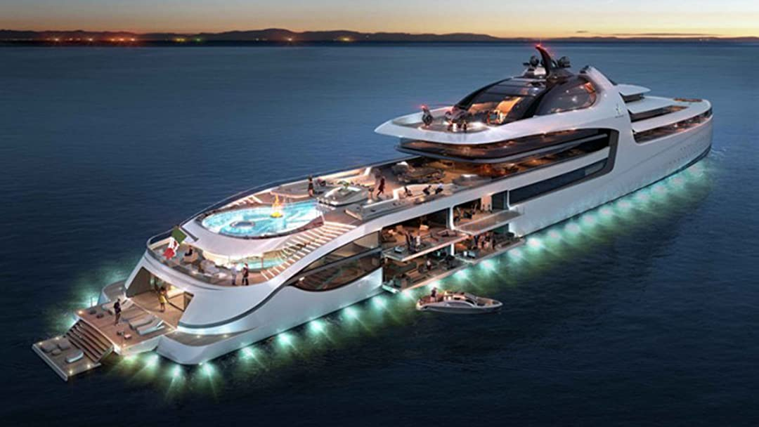 Amazon.com: Watch Mega Yachts: The Latest Craze For