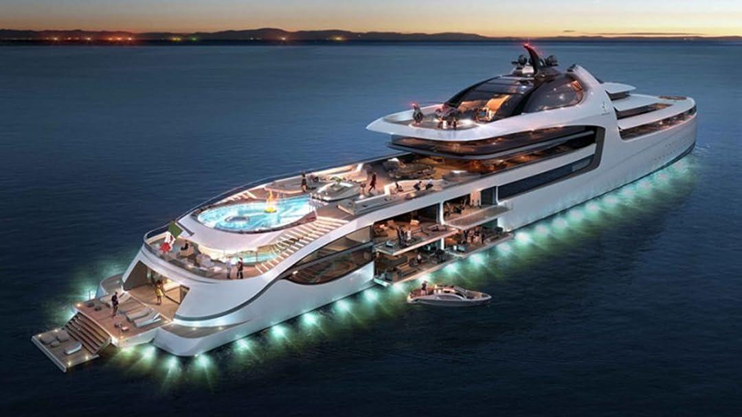 Regardez Mega Yachts : le dernier engouement pour les milliardaires    Vidéo principale