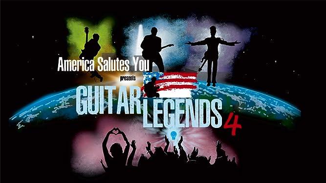 America Salutes You Presents: Guitar Legends 4