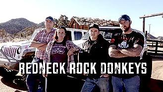 The Redneck Rock Donkeys