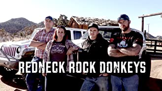 The Redneck Rock Donkeys