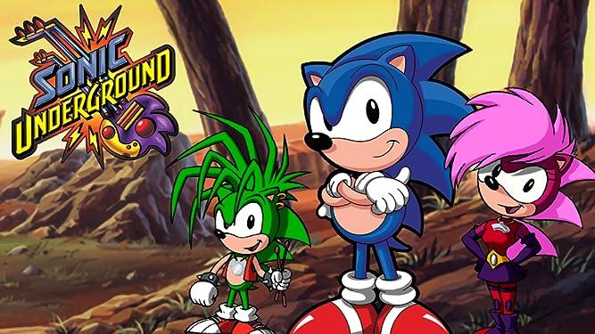 Watch Sonic Underground Prime Video
