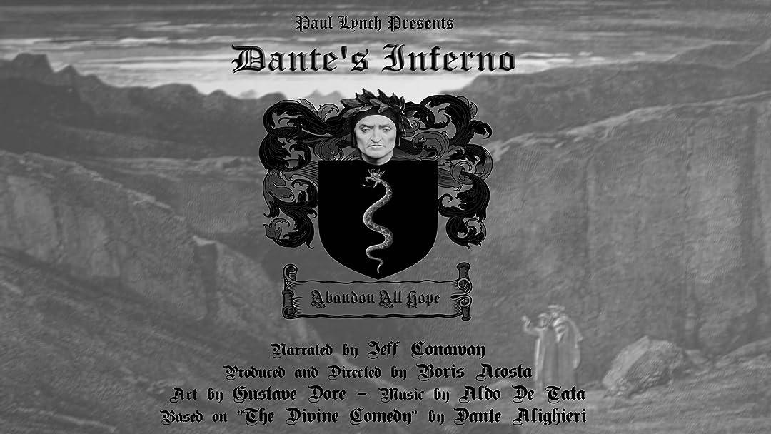 Amazon Com Watch Dante S Inferno Abandon All Hope