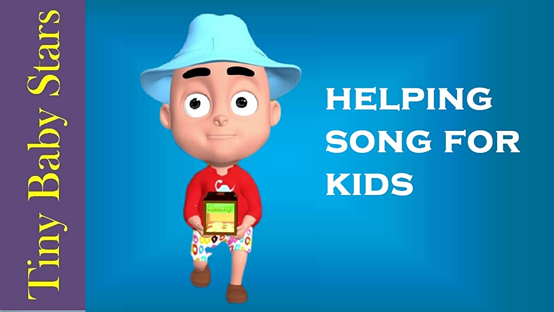 Helping Song for Kids | Nursery Rhymes | Original Song by Tiny Baby Stars on Amazon Prime Video UK
