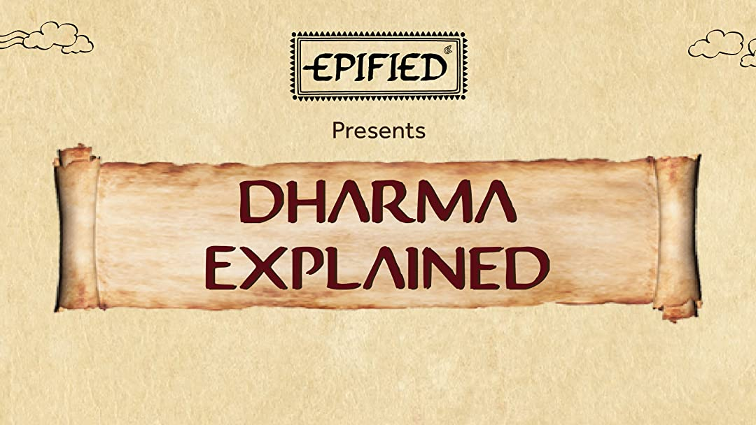 Dharma Explained on Amazon Prime Video UK