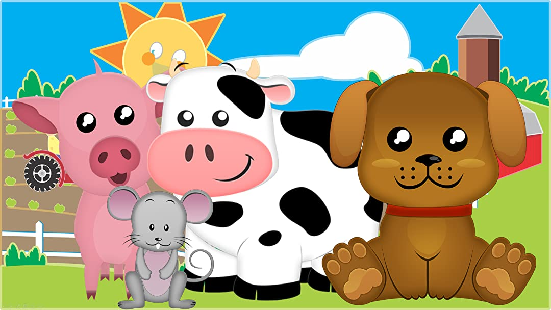 Learning Animals Babies and Homes Video for Kids - Baby Animals, Animals Homes and Habitats Video for Children on Amazon Prime Video UK