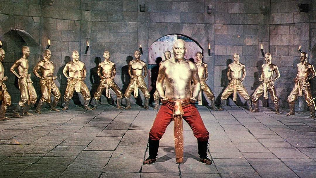 18 Bronzemen on Amazon Prime Video UK